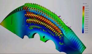 Brake Rotor Thermal Modeling